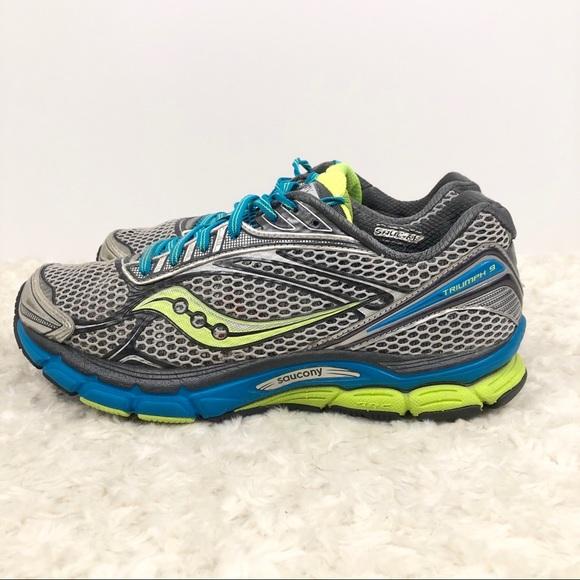 Saucony Shoes - Saucony Women's Triumph 9 Running Shoe